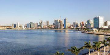 Luanda City from Sky