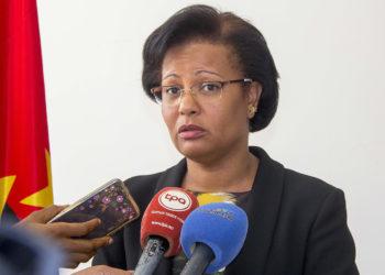 Ana Paula de Carvalho, Ministra do Ordenamento do Território e Habitação
