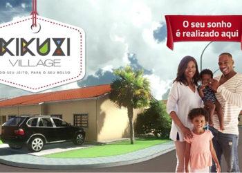 Promoção do condomínio Kikuxi Village