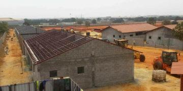 Empreendimento projectado por consórcio imobiliário no município de Viana está a avançar (Foto Proimóveis)