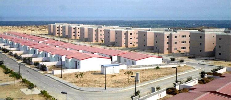 Centralidade do Luhongo em Benguela