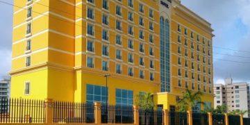 Unidade da rede hoteleira IKA
