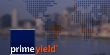 Logótipo da Prime Yield Angola - IMOBILI1000