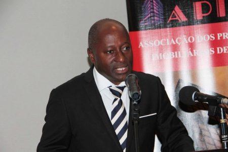Pedro Caldeira, Presidente da Associação dos Profissionais Imobiliários de Angola