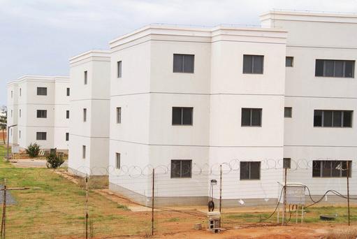 Casas da Urbanização Zango 8.000 começam a ser vendidas a quem estiver interessado na segunda quinzena deste mês