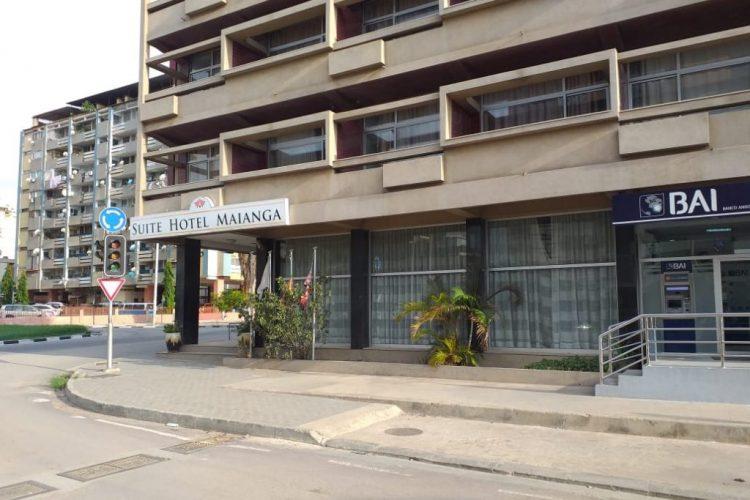Está aberto um concurso público para a privatização do Hotel Suite Maianga