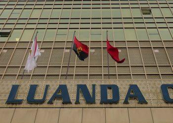 CIF Luanda One, um dos edifícios mandados apreender pelo Serviço Nacional de Recuperação de Activos