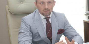 Tomasz Dowbor, presidente do conselho de administração do Grupo Boavida