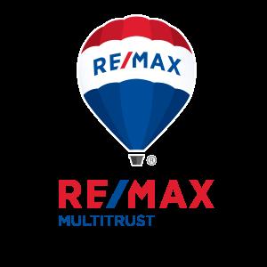Logotipo da Remax Multitrust Angola