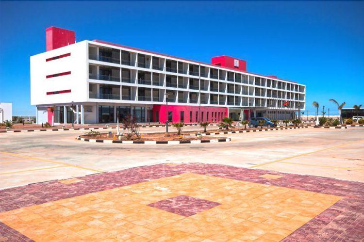 Hotel Infotur Namibe