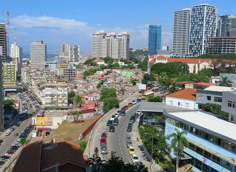As três torres apreendidas pela Recuperação de Activos estão situadas no Eixo Viário de Luanda